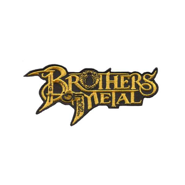 BROTHERS OF METAL - Logo Patch